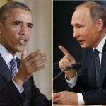 Путин срещу Обама