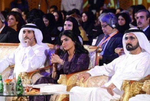 Вижте как изглежда принцесата на Саудитска Арабия (снимки)