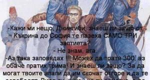 Васил Левски преди обесването