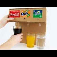 Как да си направим домашна машина за наливане на безалкохолни! (ВИДЕО)