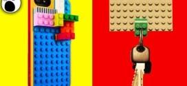 20 начина да използваме LEGO конструктор да улесним живота си! (ВИДЕО)