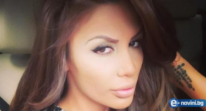 Моника Валериева в софт порно заради пари!  (Снимки 18+)