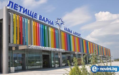 Ето какво се случи днес на летището във Варна и защо стана тази суматоха!