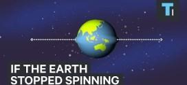 Ако Земята спре да се върти, ще стане нещо, което даже не може да си представите! Ето какво! (ВИДЕО)