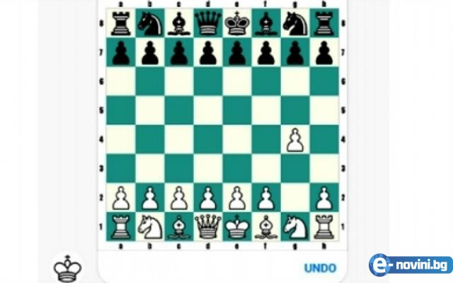 Шахматна загадка