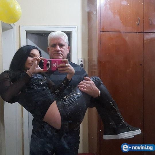 Верджиния и Николай Костови