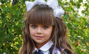 Спомняте ли си 6-годишната Анастасия от Русия