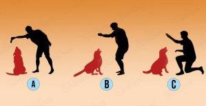 Кой е собственикът на кучето? Отговорът ще разкрие всичко за вас!