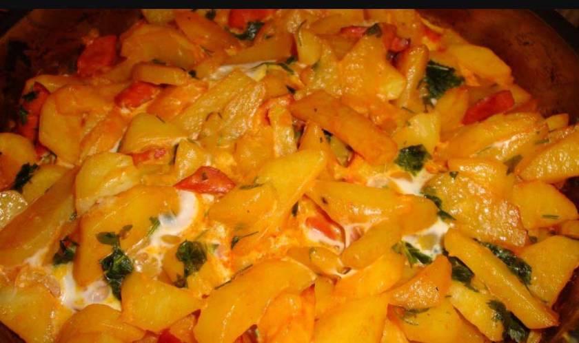 Рецепти с картофи