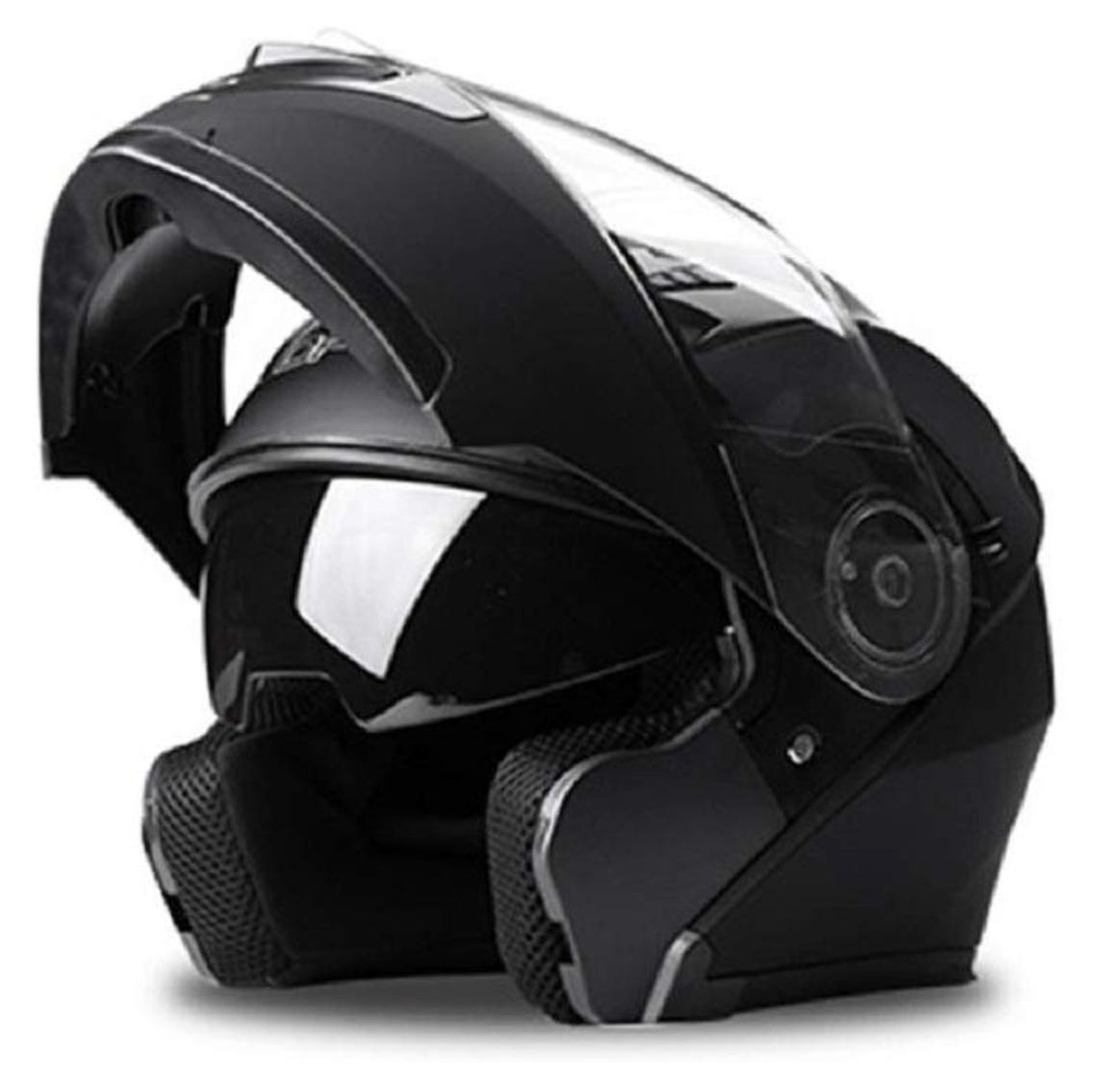 GOHAN ジェットヘルメット フルフェース 透明シールド