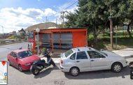Φεύγει η παράνομη καντίνα από το Σχιστό! (photos)