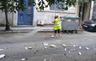 Δήμος Αθηναίων: Κυριακή καθαριότητας-απολύμανσης στον Άγιο Παντελεήμονα