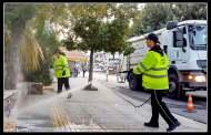 Νίκαια - Ρέντη : Δίχτυ προστασίας Ιωακειμίδη στους εργαζόμενους της καθαριότητας