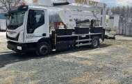 Ο Δήμος Κερατσινίου-Δραπετσώνας απέκτησε νέο καλαθοφόρο όχημα