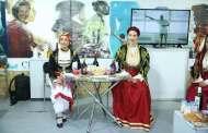 Ο Γιάννης Μώραλης στα εγκαίνια της 20ης  Έκθεσης «Κρήτη η Μεγάλη Συνάντηση – Τοπικά Προϊόντα  και Γεύσεις Ελλάδας» στο Πασαλιμάνι