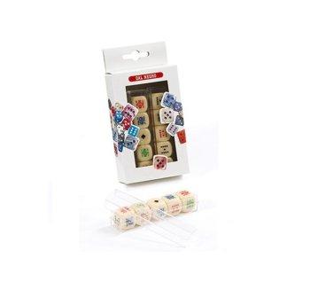 Kości do gry w Pokera 18 mm Dal Negro