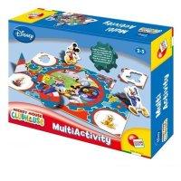 Gra Myszka Miki Multiactivity – nauka kreatywności