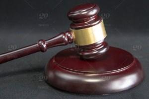 Articolul 13 – Interdicția judecătorească