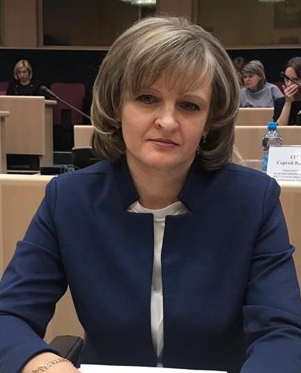 Колыванова Лариса Александровна