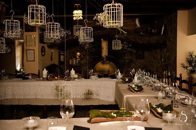 Espacios rurales para casarte o celebrar tu comunión