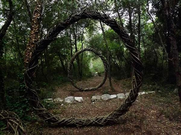 San Miguel - Tendencia land art