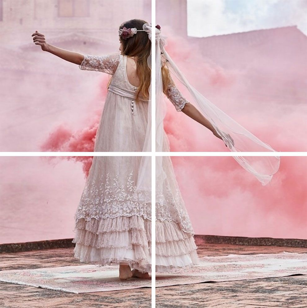 San Miguel - Vestidos de comunión 2019