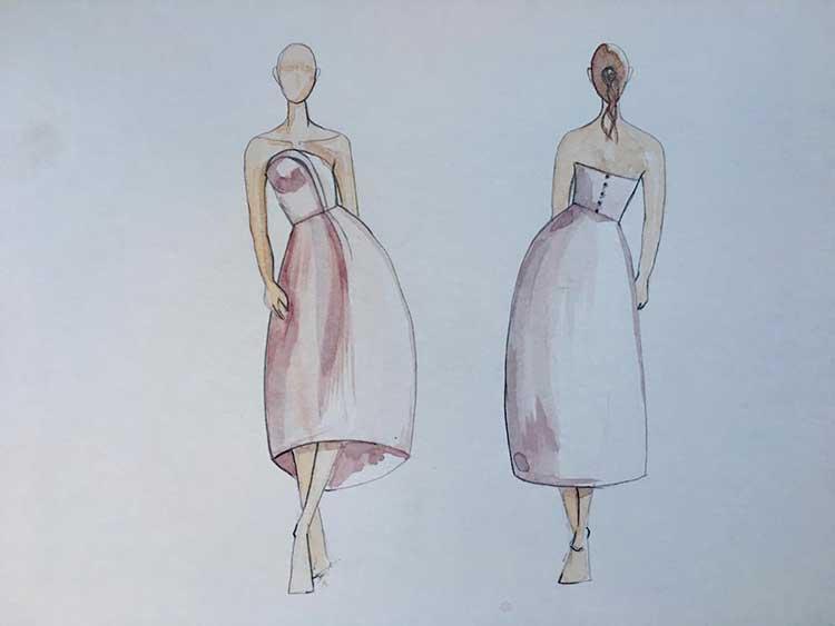 San Miguel - Colección de vestidos de novia