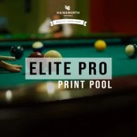 Hainsworth Club Pool Table Cloth - High Quality ...