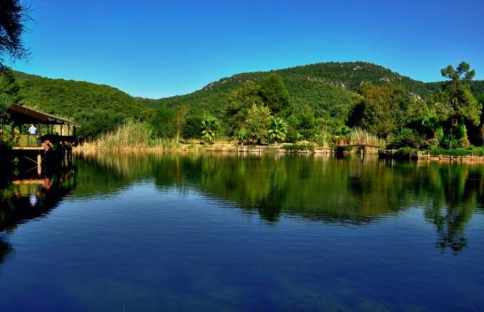 Saklı Göl Marmaris