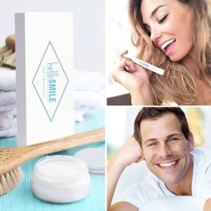 Hello Smile - жидкие виниры для отбеливания зубов