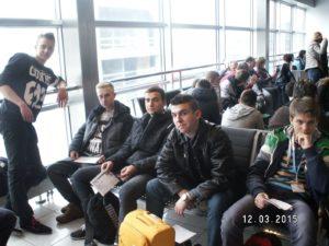 Na lotnisku w Krakowie