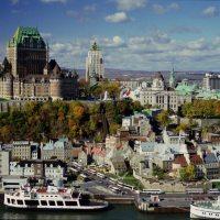 Séjour à Québec - Canada