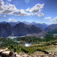 La Sierra Nevada Etats Unis