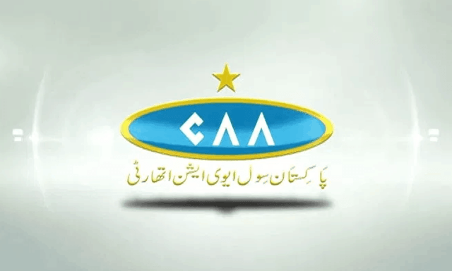 CAA Pakistan charges on residential flights might be expelled