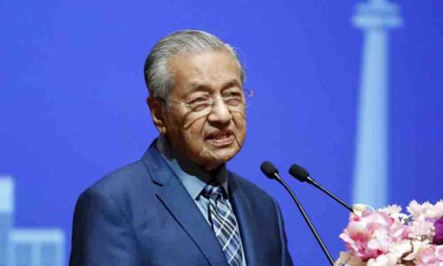 Malaysian Prime Minister Mahathir Mohamad praises Pakistan Forces