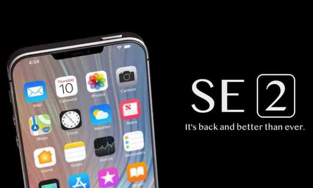 Updates about the release of iPhone SE 2
