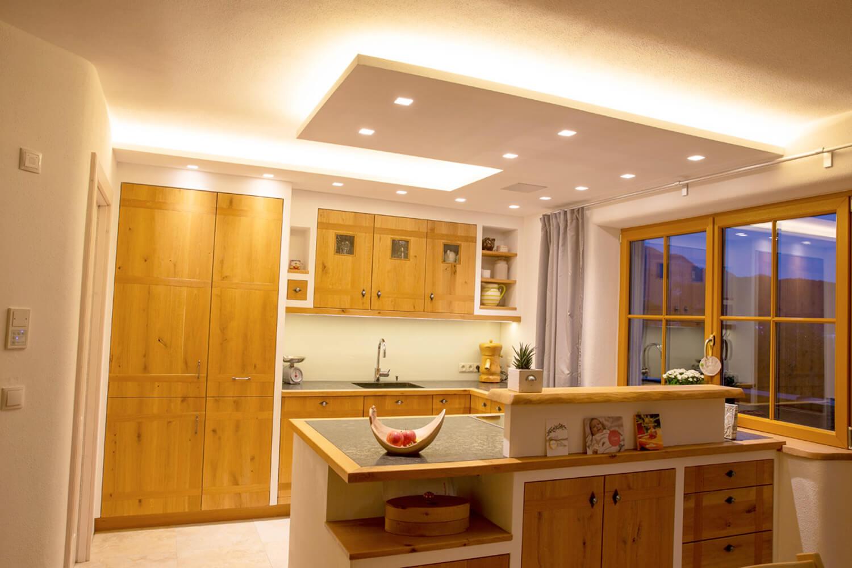 Smart Home Beleuchtung Q Inigo Smart Home Fahige Led Deckenlampe