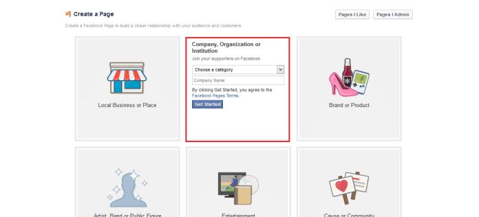 كيف تنشئ صفحة فيسبوك لمتجرك أو شركتك ثم تقوم بتسويقها