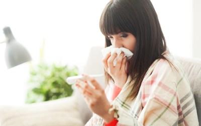 Chrípka má dopad na celý organizmus