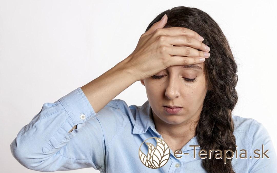 Bolesť hlavy / migréna počas menštruácie