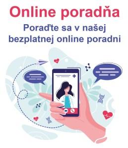 Poraďte sa v našej bezplatnej online poradni