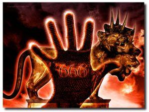 El Número 666 y la Marca de la Bestia