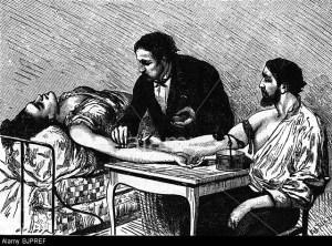 Los Testigos de Jehová y el Asunto de la Sangre