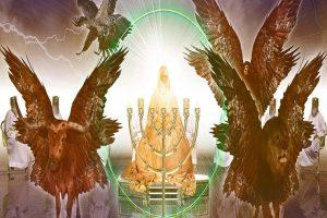 '¡Mira! Este es nuestro Dios ... Este es Jehová '
