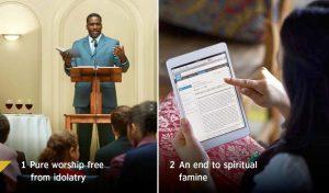 JEHOVÁ ''ENGAÑA'' A LOS PROFETAS ESTÚPIDOS
