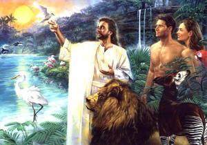 JESÚS CREÓ TODAS LAS COSAS