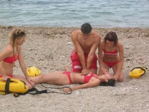 Ναυαγοσώστες θα υπάρχουν από 1η Ιουνίου στις παραλίες του Δήμου Βόλου