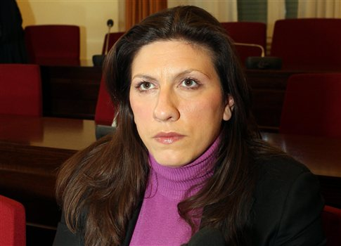 Τη στήριξή του προς τη βουλευτή Ζωή Κωνσταντοπούλου εκφράζει με ανακοίνωσή του ο ΣΥΡΙΖΑ
