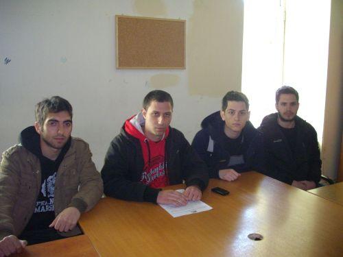 Σε συνέντευξη Τύπου που παραχώρησαν χθες μέλη του ΜΑΣ Μετώπου τονίστηκε πως συνολικά από το Πανεπιστήμιο Θεσσαλίας 18 είναι οι ομάδες που θα συμμετέχουν, ενώ οι αγώνες αρχίζουν σήμερα