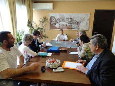 Το ζήτημα της διαχείρισης των υδάτων στην ευρύτερη περιοχή της λίμνης Κάρλας ήταν το αντικείμενο τεχνικής σύσκεψης που συγκάλεσε ο περιφερειάρχης Θεσσαλίας κ. Κώστας Αγοραστός